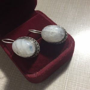 NEW Gorgeous Moonstone Earrings